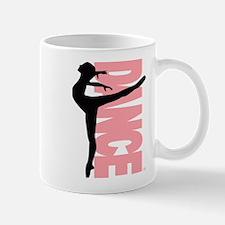 Beautiful Dance Figure Small Mugs