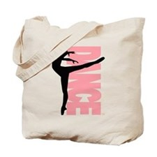 Beautiful Dance Figure Tote Bag