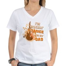 I'm Rockin' Orange for my Dad Shirt