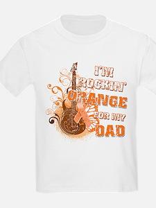 I'm Rockin' Orange for my Dad T-Shirt