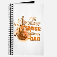 I'm Rockin' Orange for my Dad Journal