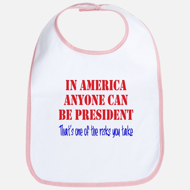 American President Bib