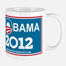 NoBama 2012 No Hope Mug