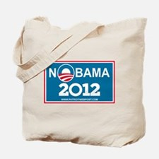 NoBama 2012 No Hope Tote Bag