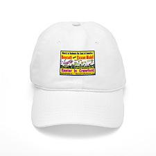 BOYCOTT - EXXON MOBIL - NOW Baseball Cap