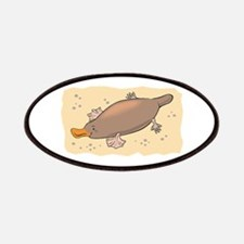 Cute Lil' Platypus Patches