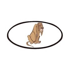 Droopy Bloodhound Patches