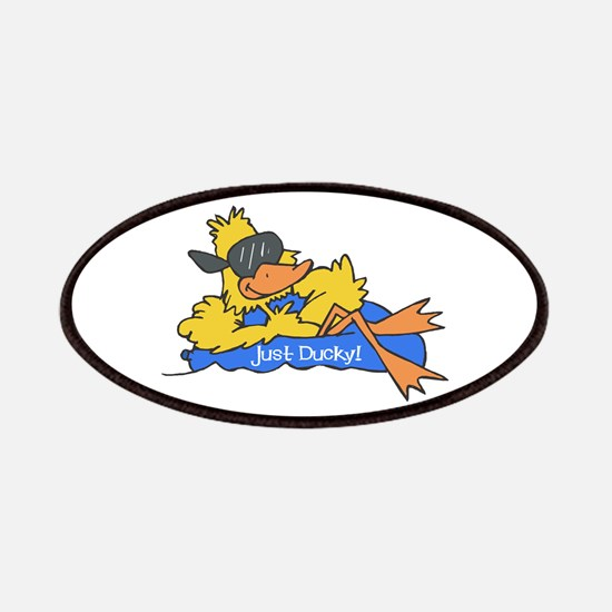 Ducky on a Raft Patches