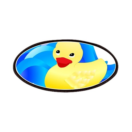 Rubber Ducky Patches