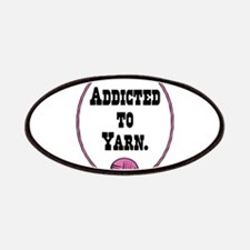 Addicted To Yarn Patches
