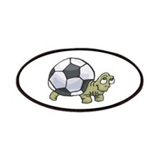 Soccerball Turtle Patches