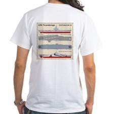 USS Ticonderoga CV-14 Shirt