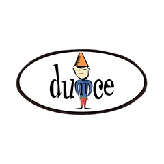 Dunce Patches