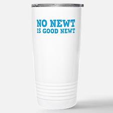 No Newt is Good Newt Stainless Steel Travel Mug