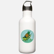 Grasshopper carrying basket Water Bottle