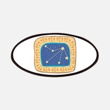 Libra Constellation Design Patches