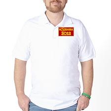 NoBama 2012 Commie Logo T-Shirt