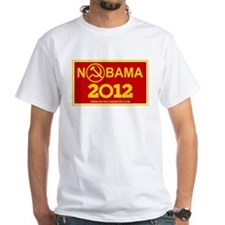 NoBama 2012 Commie Logo Shirt