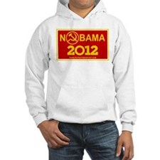 NoBama 2012 Commie Logo Jumper Hoody
