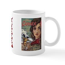 Amore Opera Carmen Mug