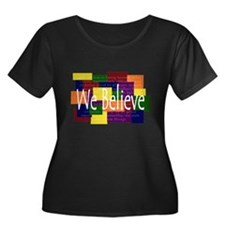 We Believe Brights T