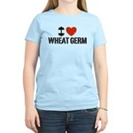 I Love Wheat Germ Women's Light T-Shirt