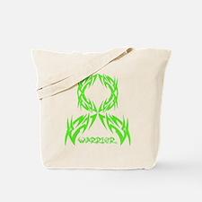 Tribal - Lymphoma Warrior Tote Bag