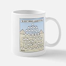 Corporate Pyramid Mug