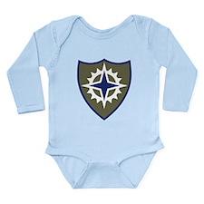 XVI Corps Long Sleeve Infant Bodysuit