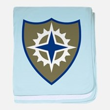 XVI Corps baby blanket