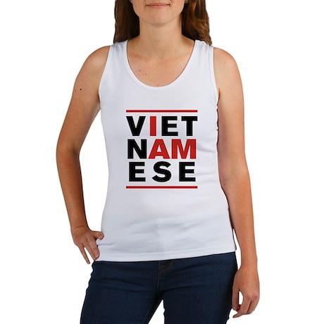 I AM VIETNAMESE Women's Tank Top