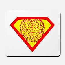 SUPER BRAIN Mousepad