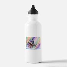 Ballroom dancing dogs Water Bottle