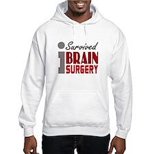 Brain Surgery Survivor Hoodie