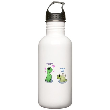 Love you this much Stainless Water Bottle 1.0L