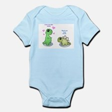Love you this much Infant Bodysuit
