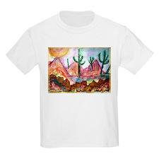 Desert, colorful, T-Shirt