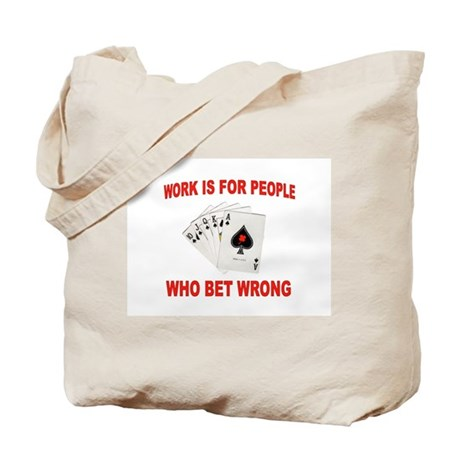 GO ALL IN Tote Bag