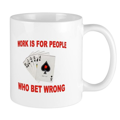 GO ALL IN Mug