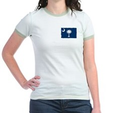 South Carolina Flag - Palmetto State T