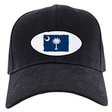 South Carolina Flag - Palmetto State Baseball Hat
