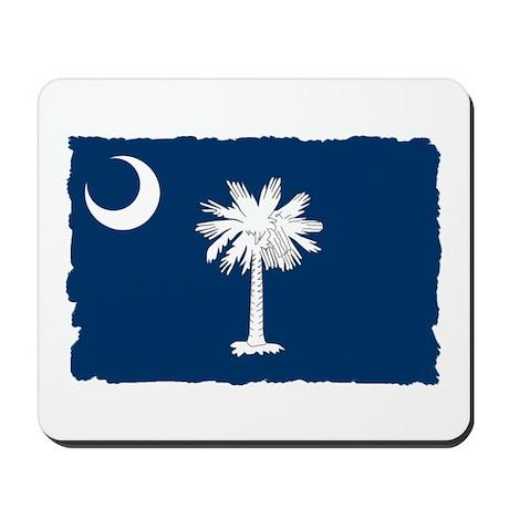 South Carolina Flag - Palmetto State Mousepad