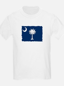 South Carolina Flag - Palmetto State T-Shirt