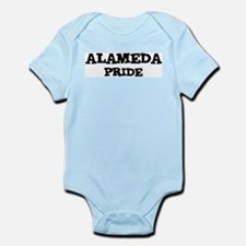 Alameda Pride Infant Creeper