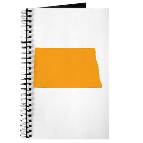 Orange North Dakota Journal