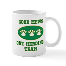 Good Mews Cat Herding Team Mug