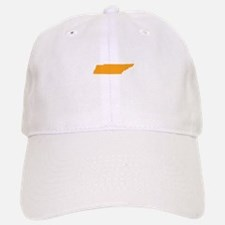 Orange Tennessee Baseball Baseball Cap