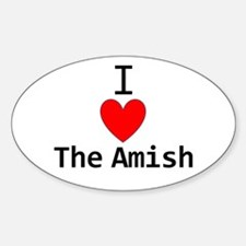 Cute Amish country Decal