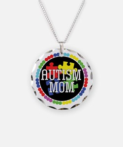 Autism Mom Necklace