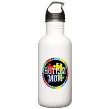 Autism Mom Water Bottle